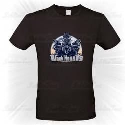 Tee shirt Black Hounds
