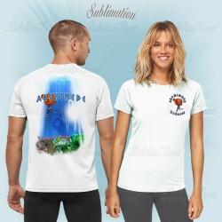 Tee shirt adulte Archimède